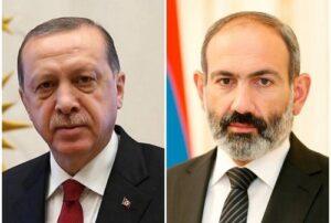 Премьер Армении инициировал встречу с президентом Турции?
