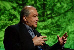 Война в Карабахе показала, что мир изменился — Армен Саркисян