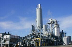 В Карабахе открылся цементный завод